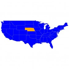 Nebraska Repeater Directory GPS Map for Lowrance HDS & Elite *FREE DOWNLOAD*