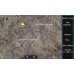 San Bernardino National Forest, CA Off Road Lowrance GPS Map Card by Rugged Routes
