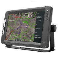 Elite-12 Ti Multufunction Off Road GPS by Lowrance