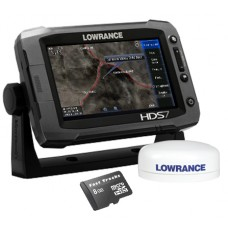 HDS-7 Gen2 Touch Multifunction Off Road GPS Baja Bundle by Rugged Routes
