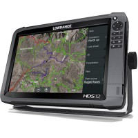 HDS-12 Gen3 Touch Multifunction Off Road GPS by Lowrance