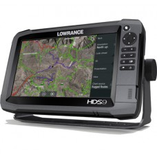 HDS-9 Gen3 Touch Multifunction Off Road GPS by Lowrance