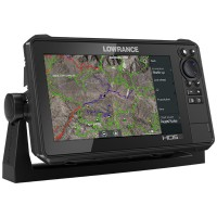 HDS-9 Live Multifunction Off Road GPS by Lowrance