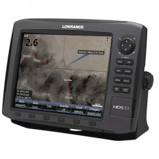 HDS-10 Gen2 Multifunction GPS by Lowrance