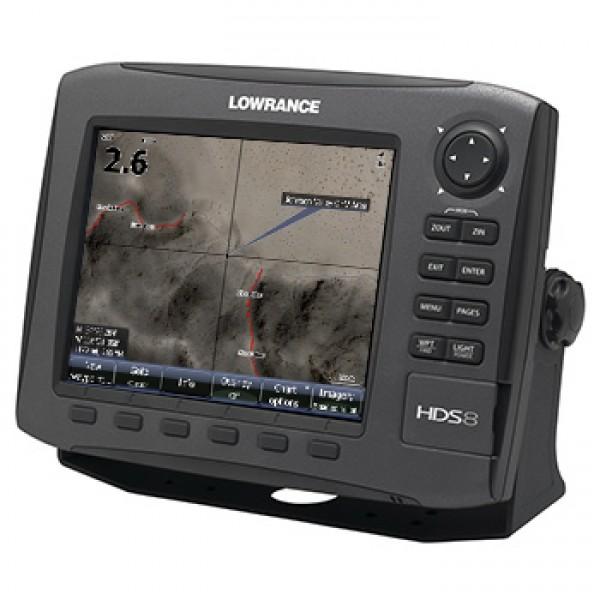Lowrance HDS-8 Gen2 Multifunction GPS by Lowrance