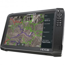 HDS-12 Carbon Multifunction Off Road GPS by Lowrance