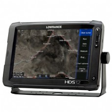 HDS-12 Gen2 Touch Multifunction GPS by Lowrance