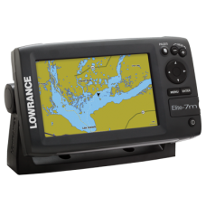 Elite-7M Off Road GPS by Lowrance