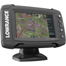 Elite-5 Ti Multifunction Off Road GPS by Lowrance