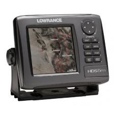 HDS-5 Gen2 Multifunction Off Road GPS by Lowrance