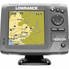 Trophy-5m Baja, Off Road GPS by Lowrance